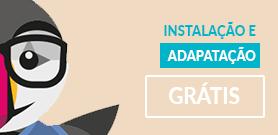 Instalação e adaptação grátis